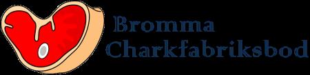Bromma Charkfabriksbod logo